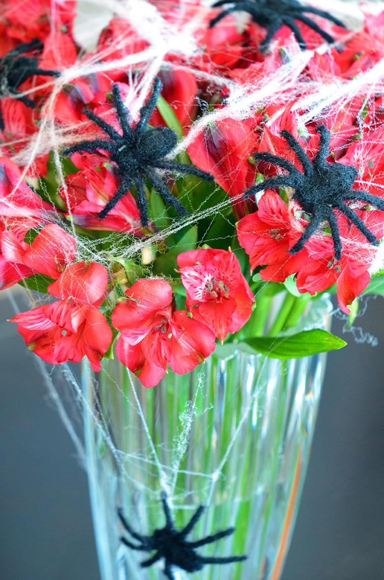 spooktacular flowers