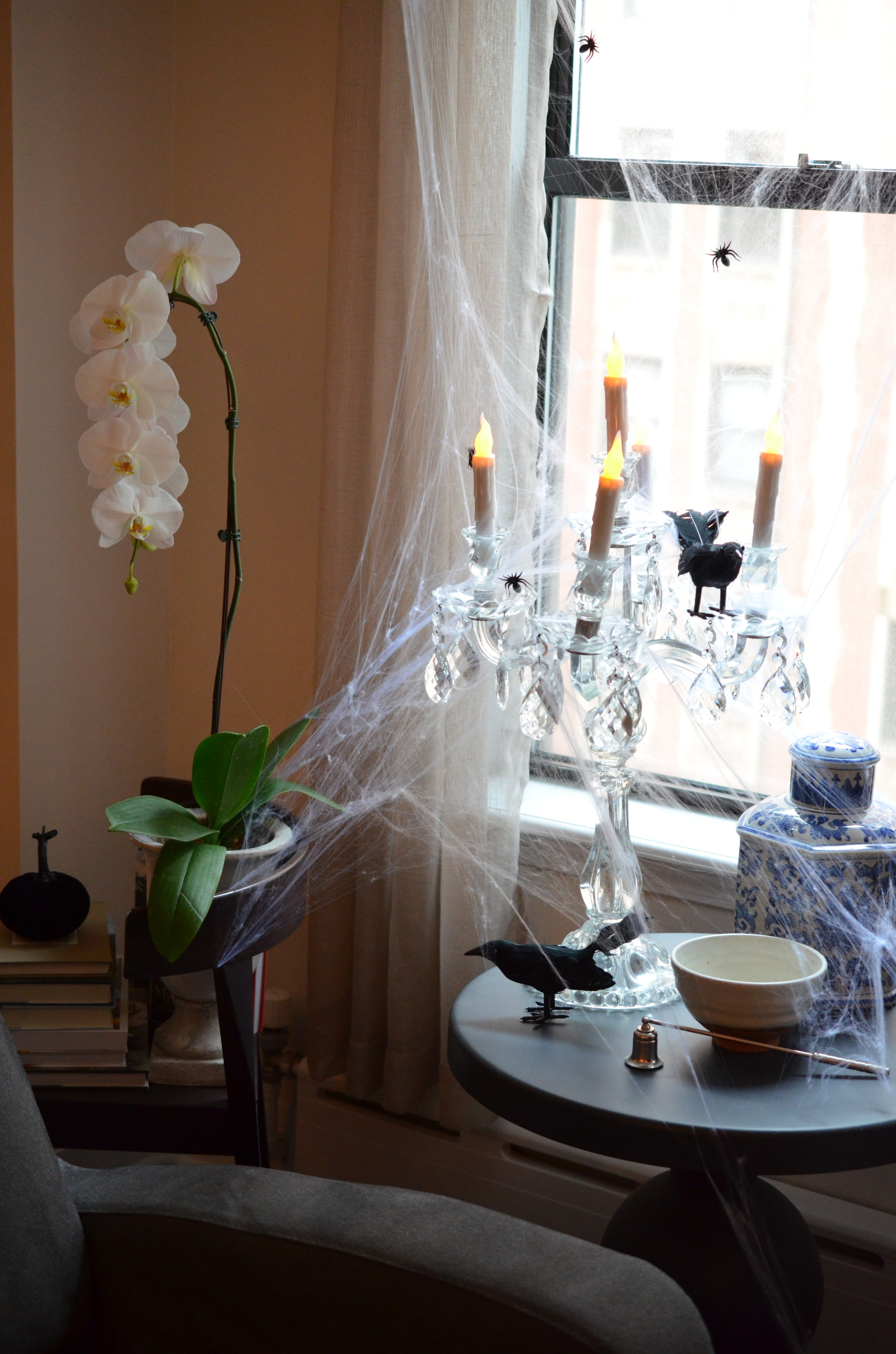 Haunted Candelabra