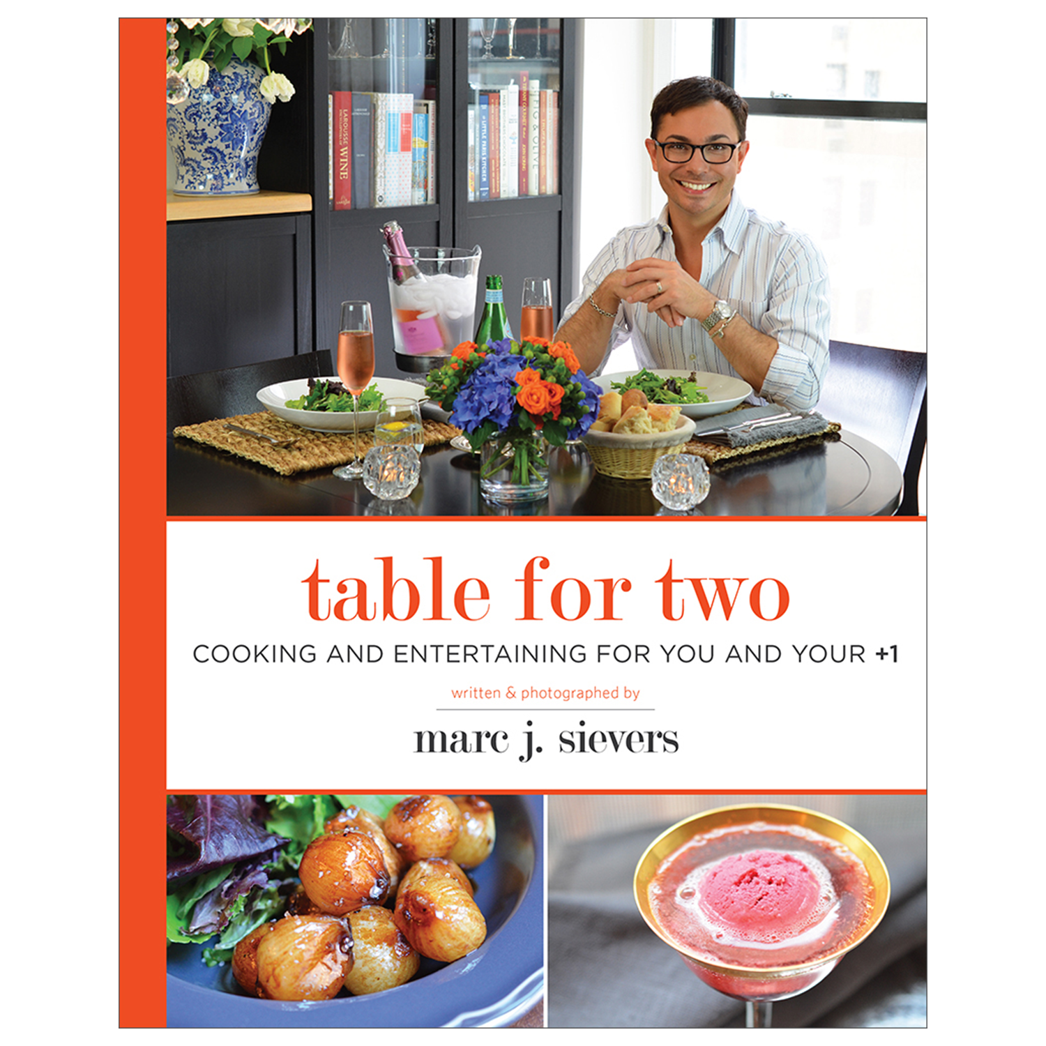 Cookbook Cover - Table for Two - Square.png