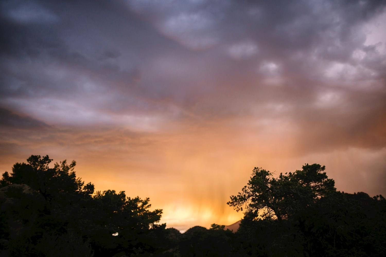 Gorgeous sunset // maddiemaephoto
