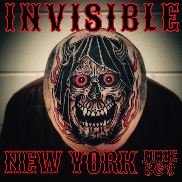 @rockofagesdrake  NEW YORK. Stoked to be working at @invisiblenyc this coming month.  I will be available JUNE 8th and 9th. With drawings ready and time to draw yours before hand.  If interested in booking please email MissyROAtx@gmail.com  Thank you
