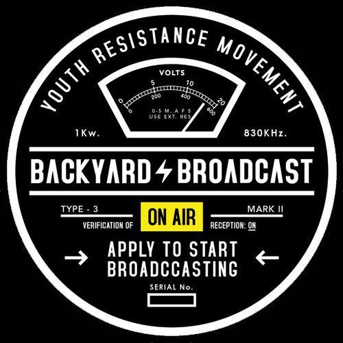Backyard Broadcast