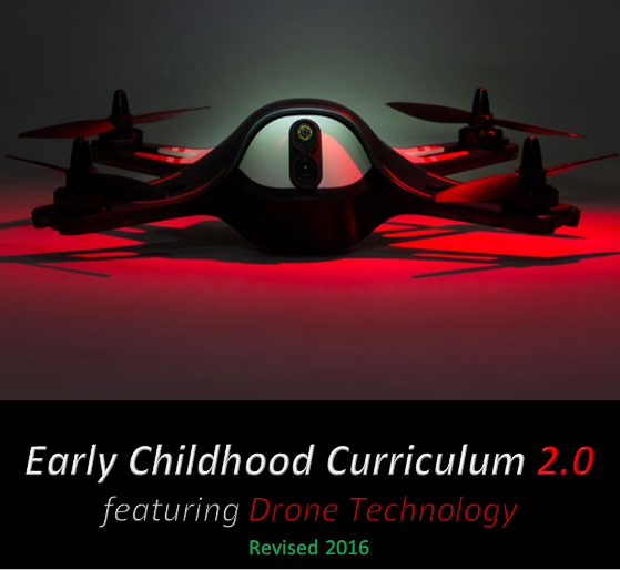 The world's first early childhood curriculum featuring drone technology.