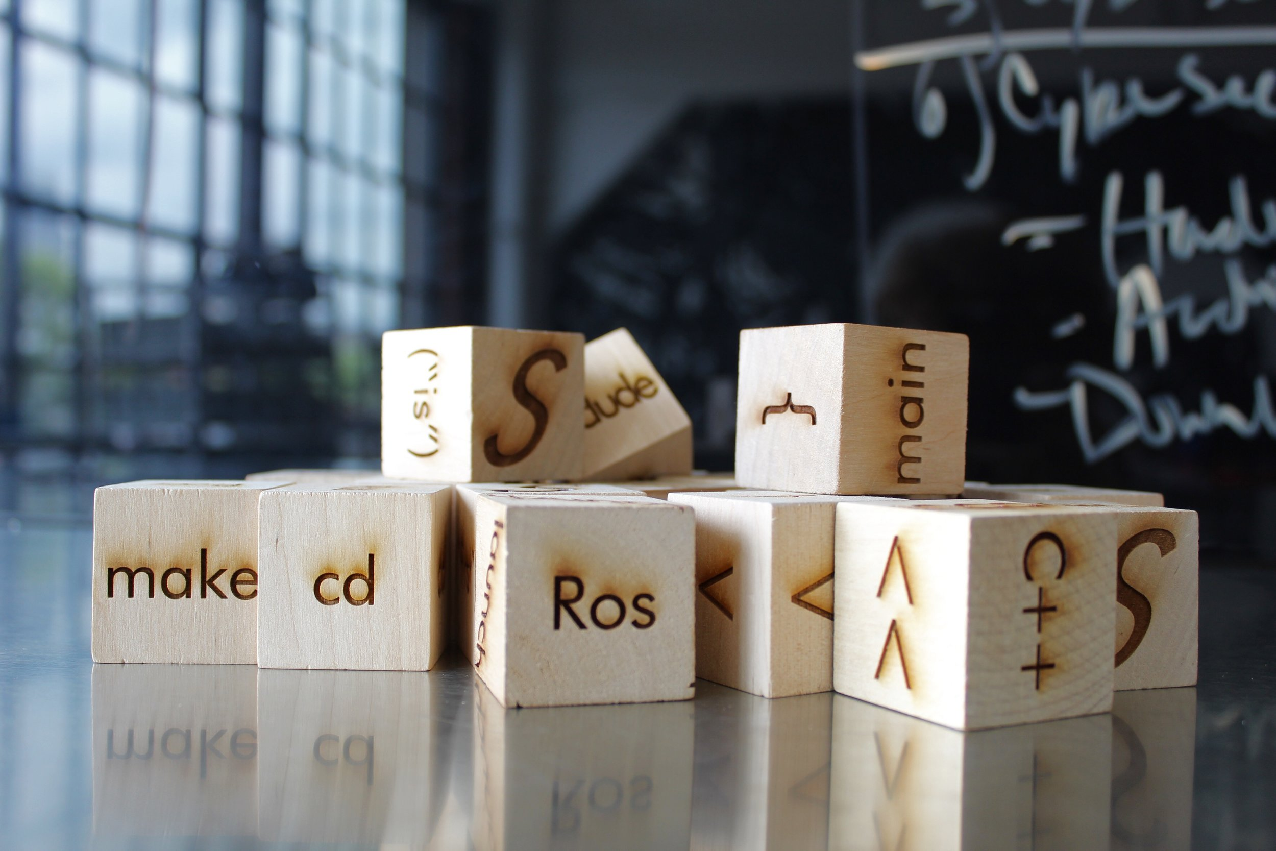 My First Blocks of Code - Early Childhood Development