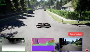 Students will have the opportunity to develop applications on platforms such as AirSim, the simulated platform for Autonomous Systems by Microsoft, Inc.