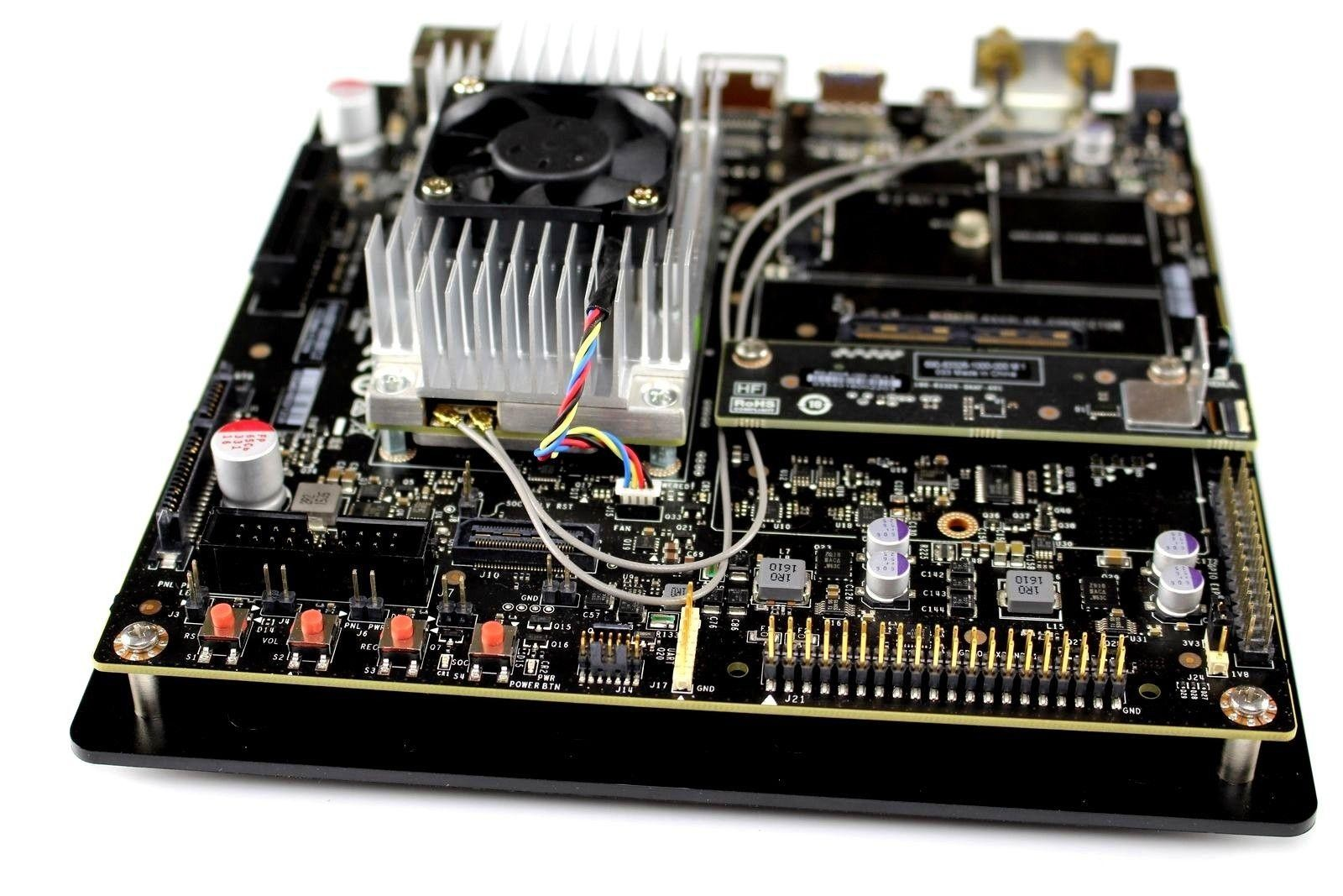 The NVIDIA Jetson TX2 is the highest performing consumer accessible computer processor on the market, in a low-power and convenient form-factor.