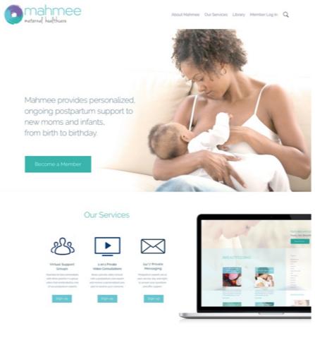 Mahmee.com - New homepage