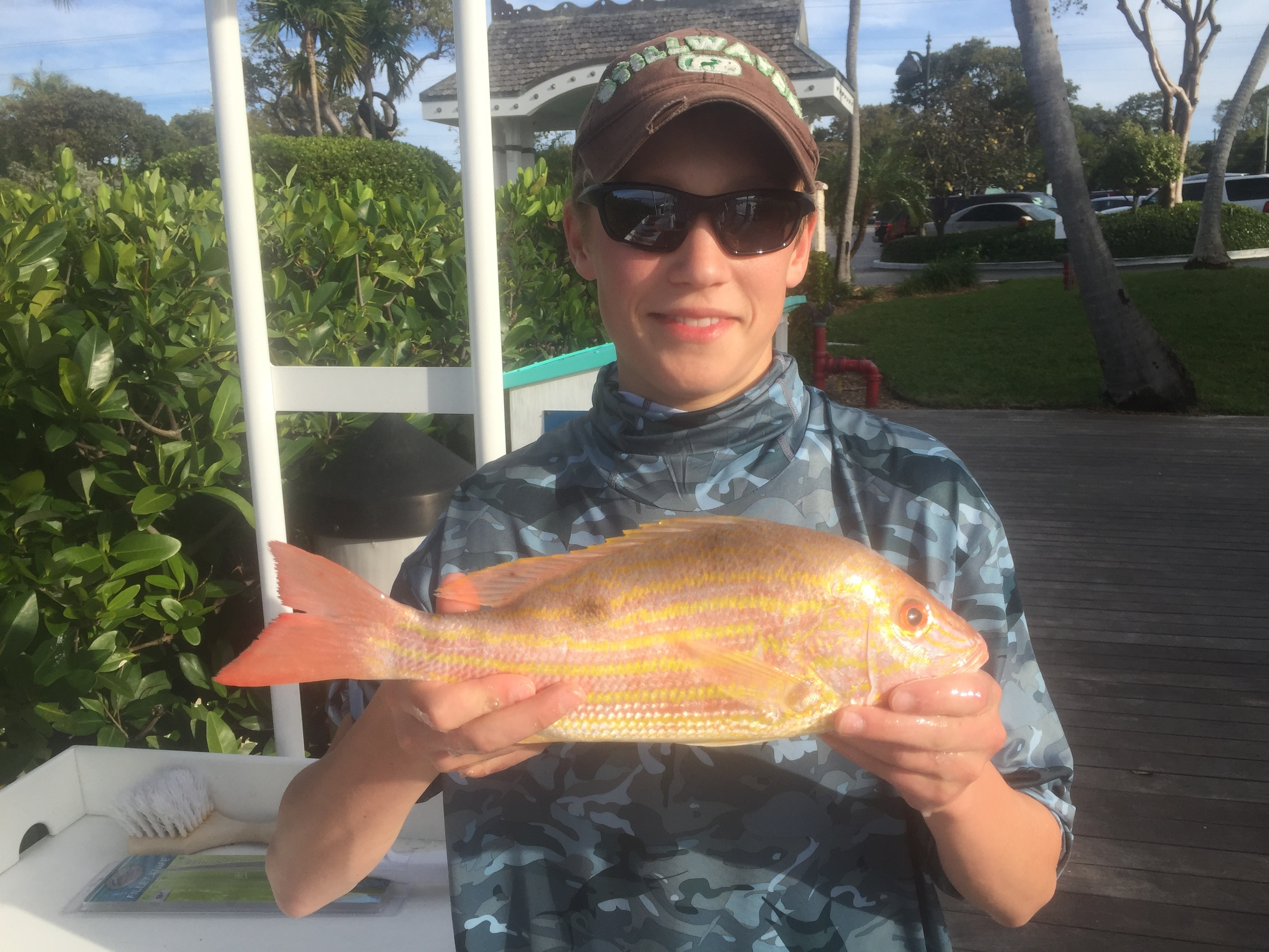 Snapper Fishing, Bowed Up Fishing Charters