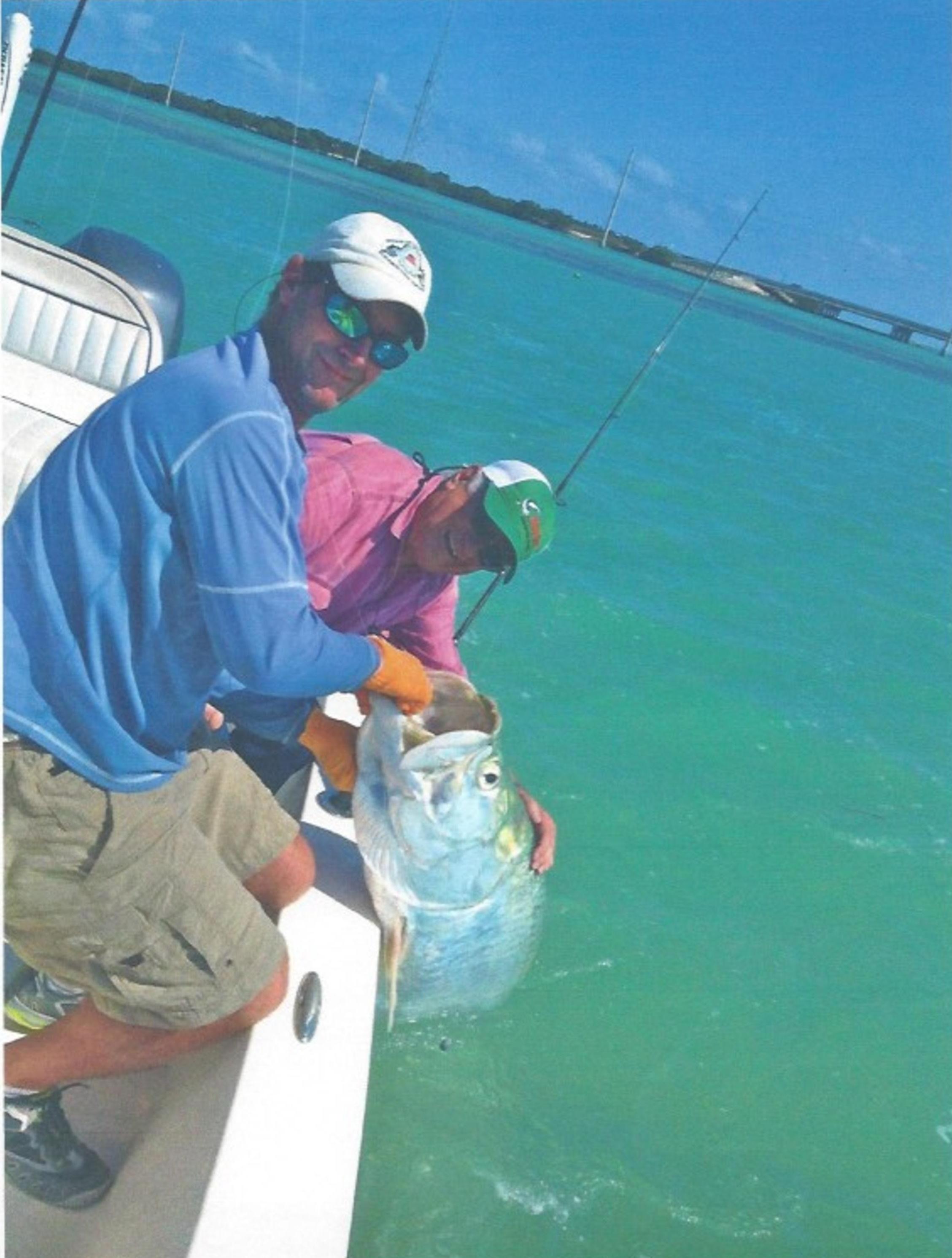 tarpon fishing islamorada