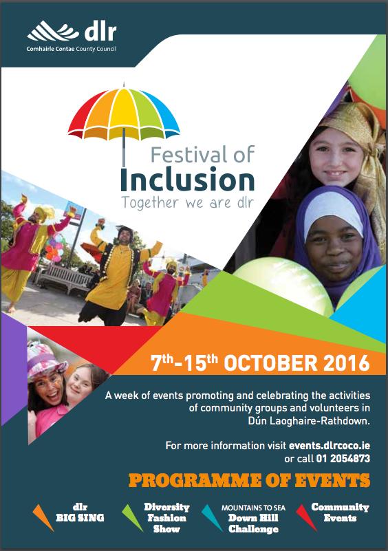 2016 Festival of Inclusion