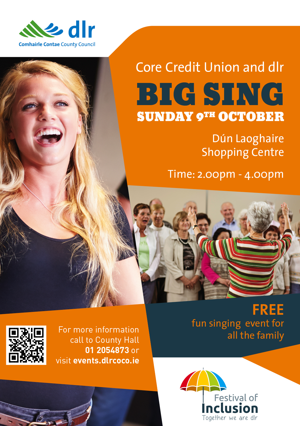 Core Credit Union and dlr Big Sing
