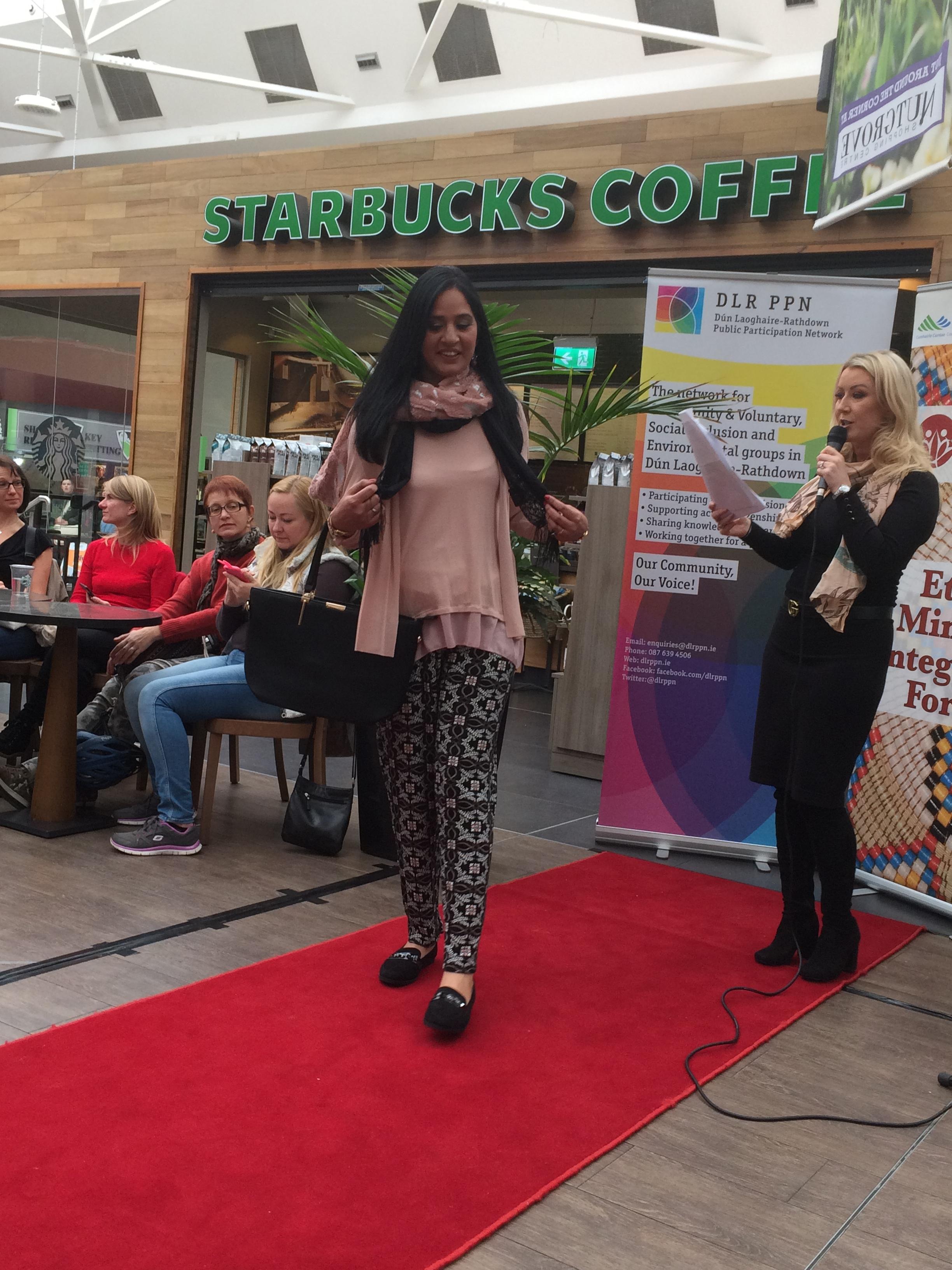 dlr Diversity Fashion Show