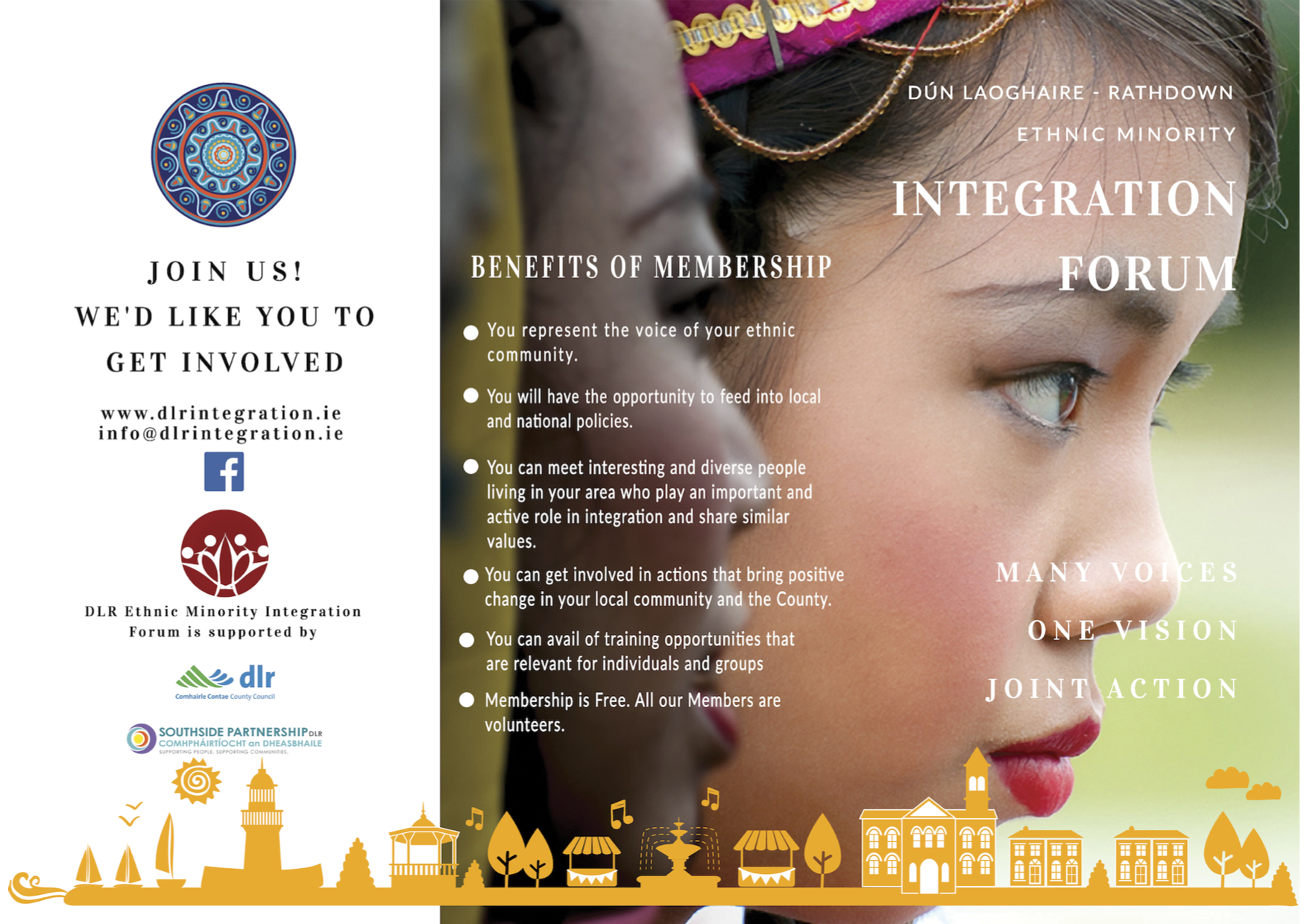DLR Ethnic Minority Integration Forum