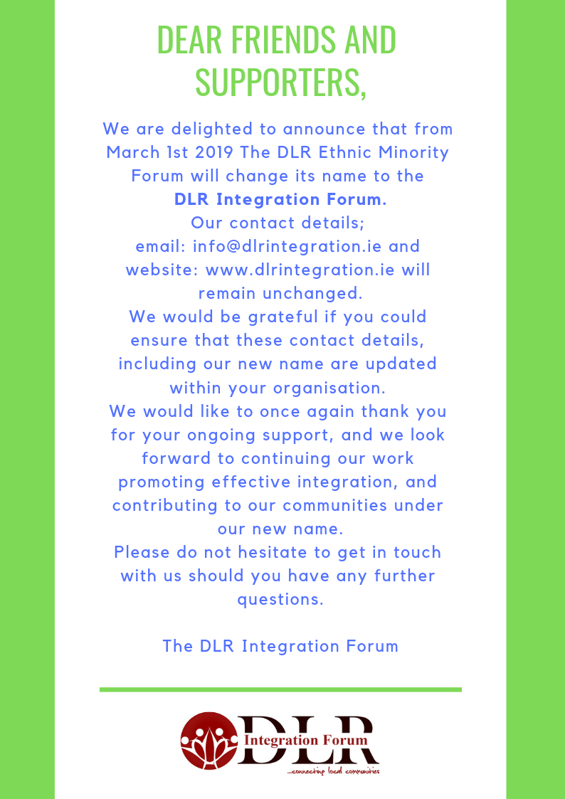 DLR Integration Forum name change notice 2019.png