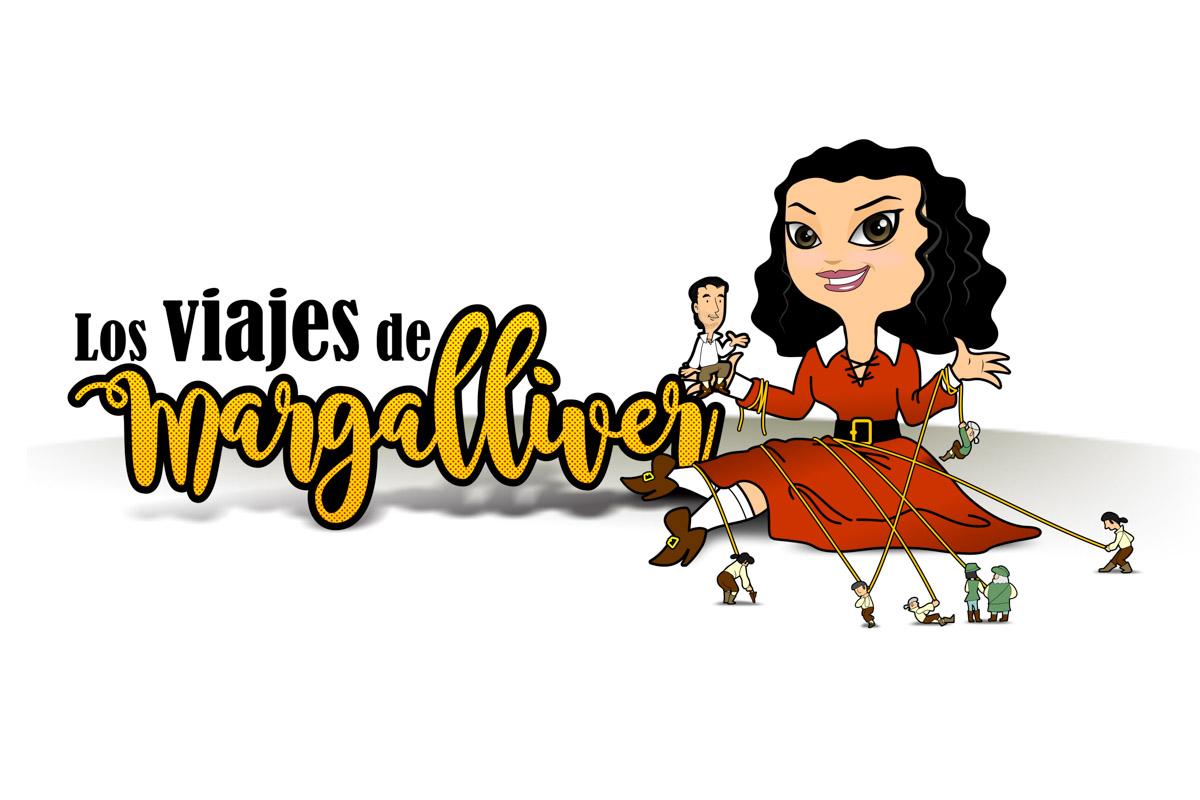 Los Viajes de Margalliver