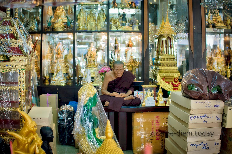 La calle de los Budas - Recuérdalo...