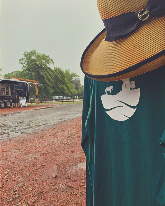 Hey, let's pretend it hasn't been raining all week! Come see us at #fieldstoneshowpark with @theequestrianshop and snag some new #thevineyardequestrian gear! . . . #equestrian #equestrianstyle #equestrianapparel #equestriangear #equestrianlife #equestrianlifestyle #horseshow #horseshows #horseshowlife #horseshowing #horseshowstyle #horseshowseason #summertime #summer #marthasvineyard