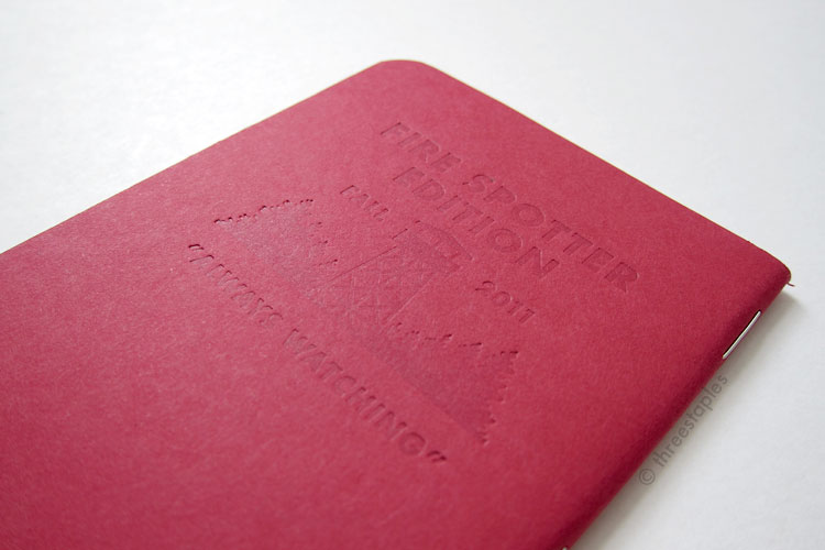 Back cover with the edition logo