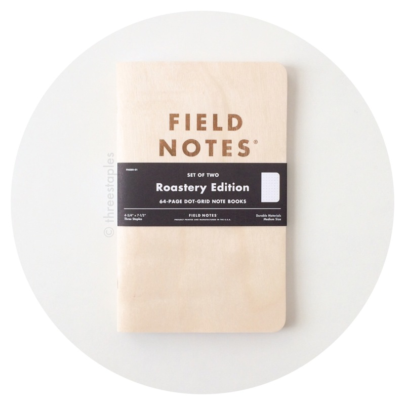 Field Notes: Starbucks Reserve Roastery Edition (2014)