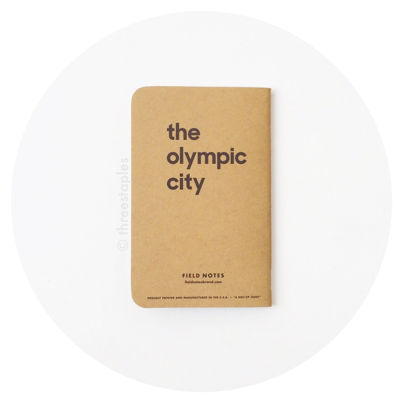Field Notes: The Olympic City (2014)