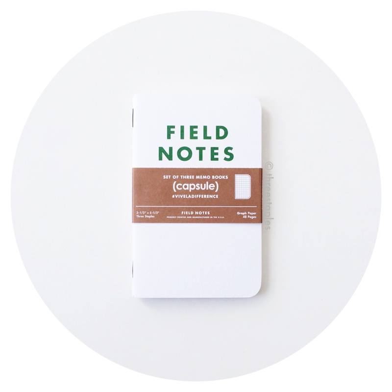 Field Notes: Capsule Show (AW 2014)