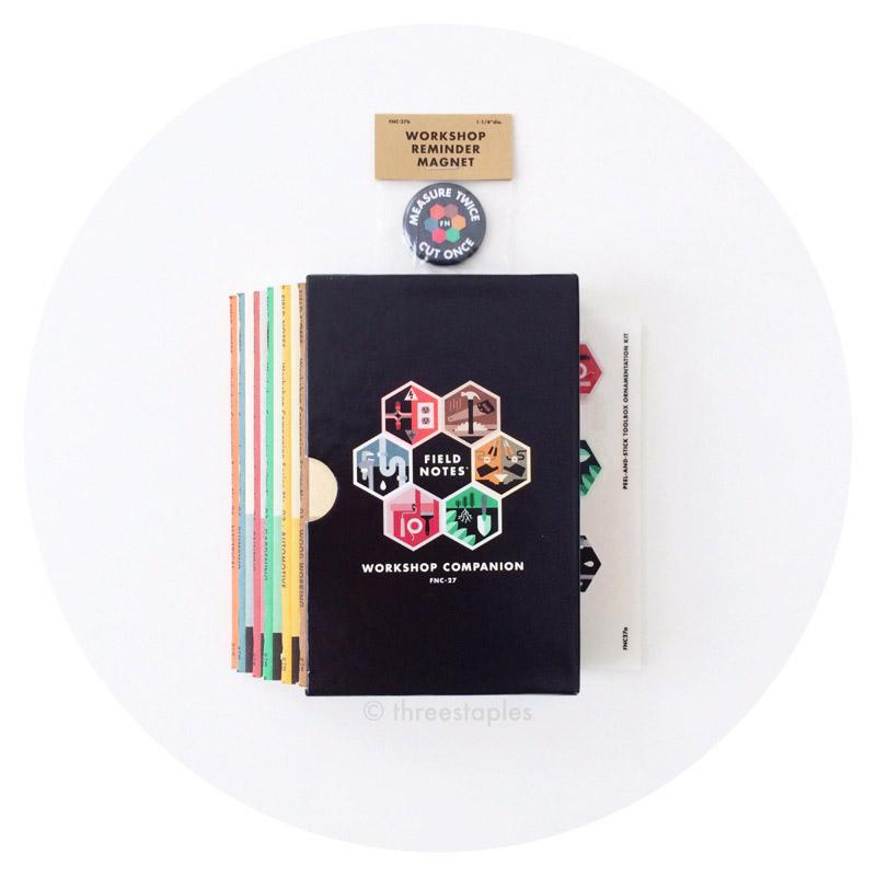 Field Notes Colors: Workshop Companion (Summer 2015)