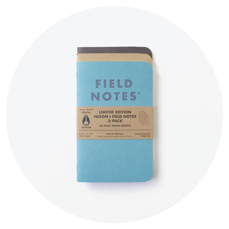 Field Notes: Nixon (2015)
