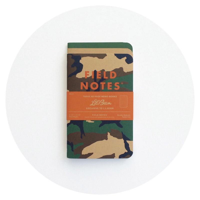 Field Notes: L.L. Bean (2016)