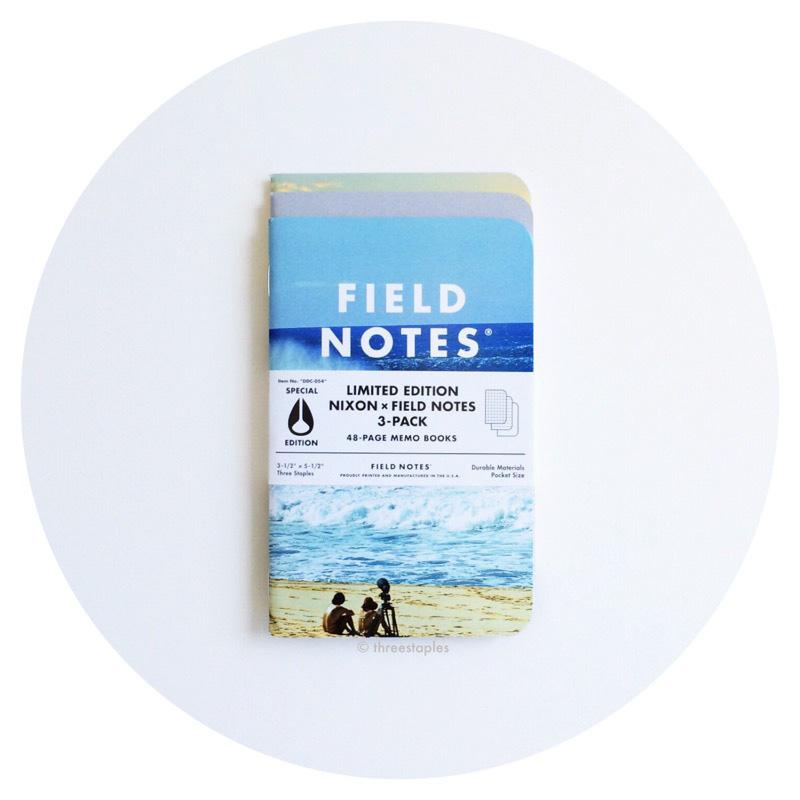 Field Notes: Nixon (2016)