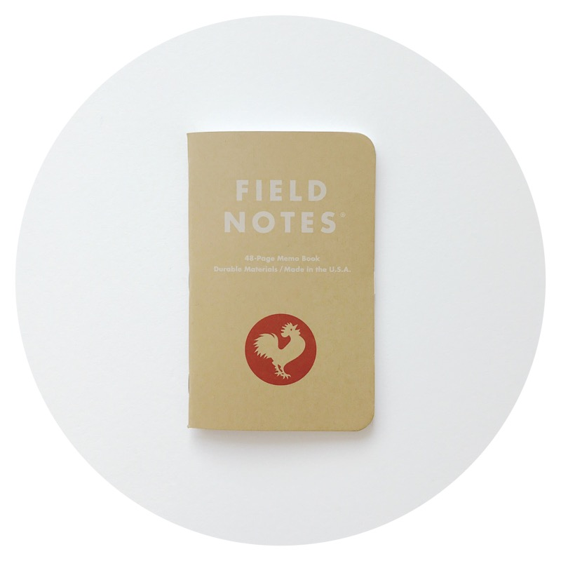 Field Notes: Tournament of Books - Rooster 2017