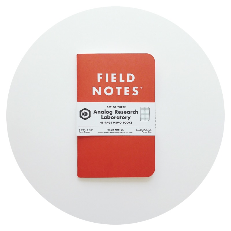 Field Notes: Facebook Analog Research Laboratory (2014)