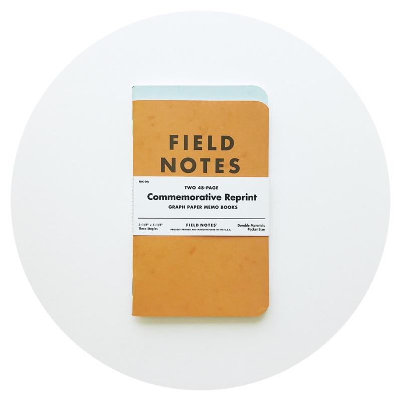 Field Notes: Commemorative Reprint