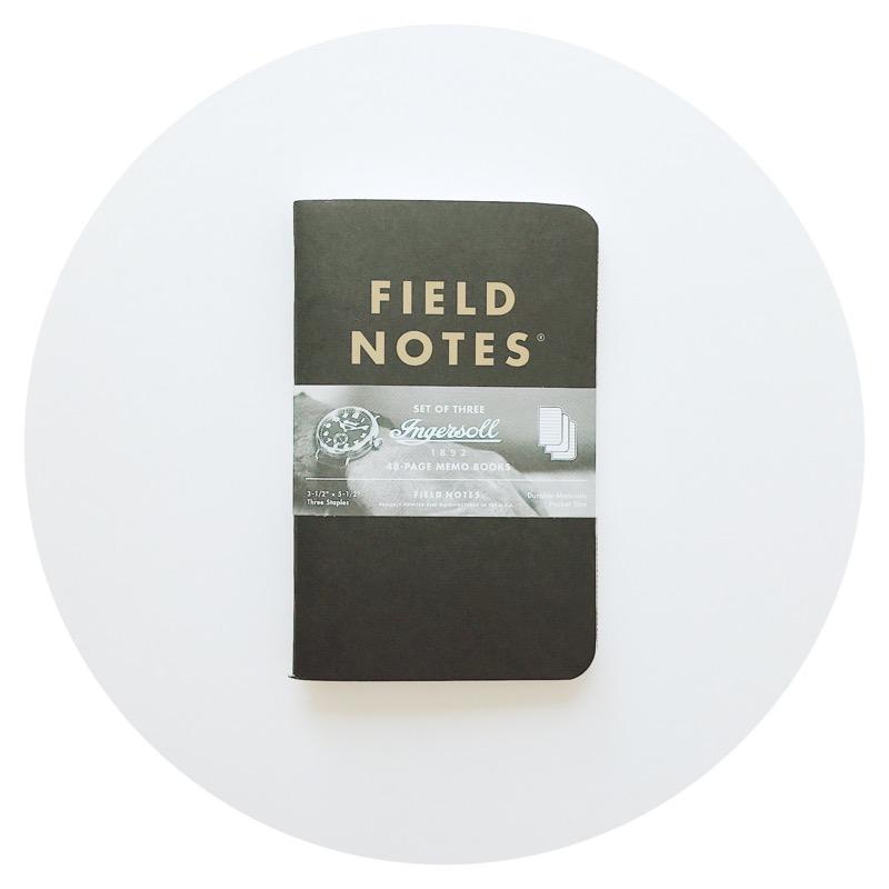 Field Notes: Ingersoll (2017)