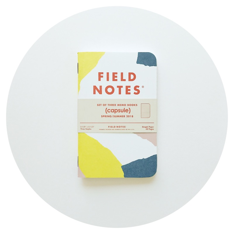 Field Notes: Capsule Show S/S 2018 (2017)