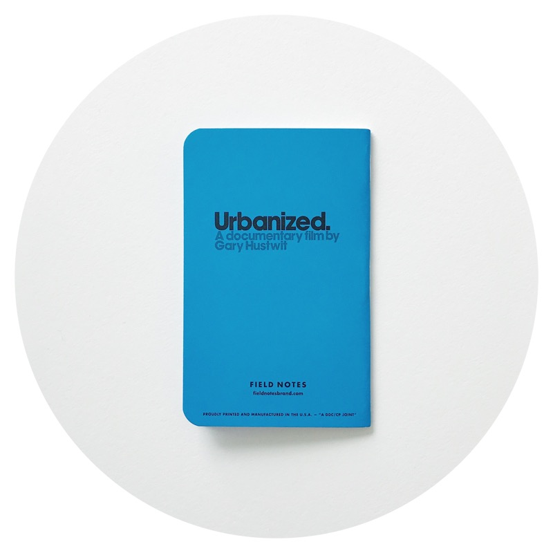 Field Notes: Urbanized
