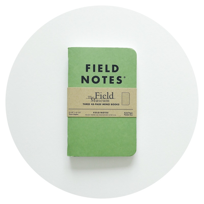 Field Notes: The Field Museum (2017)