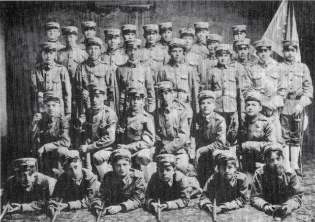 The Skirmishers