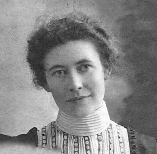 Gertrude March Sutton