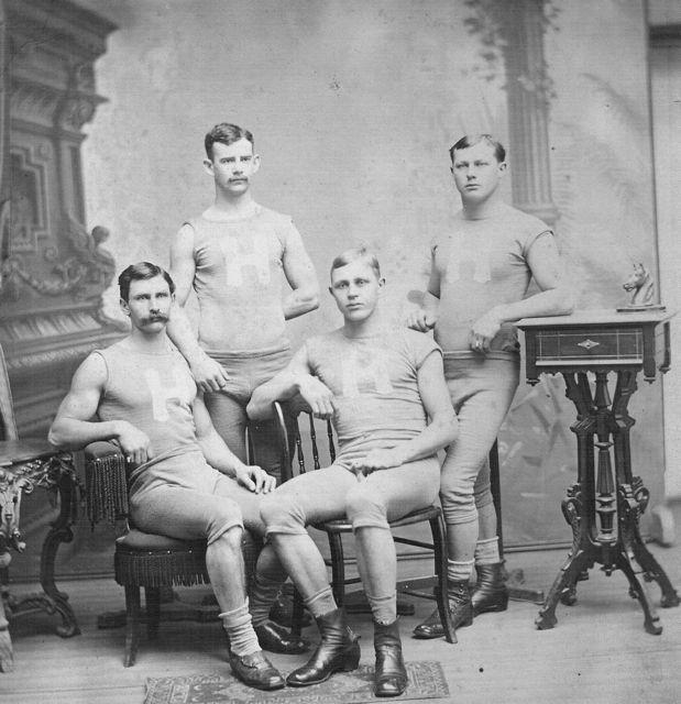 The Four Oarsmen