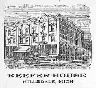 Hillsdale Hotels