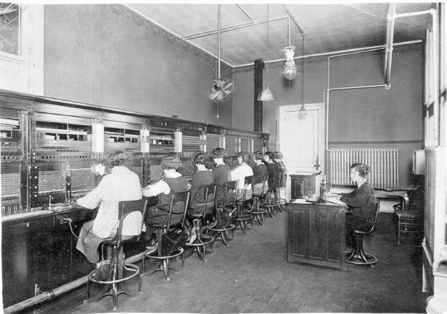 Telephone Exchanges