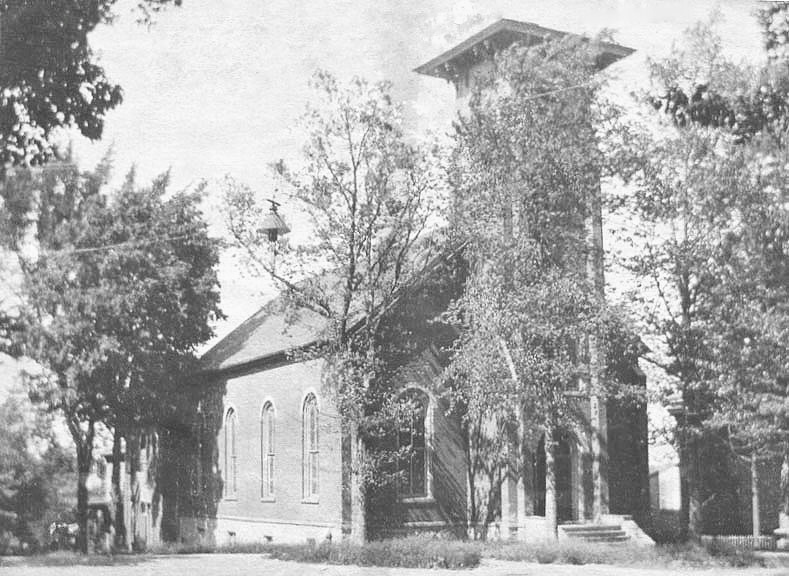 Early Hillsdale Churches