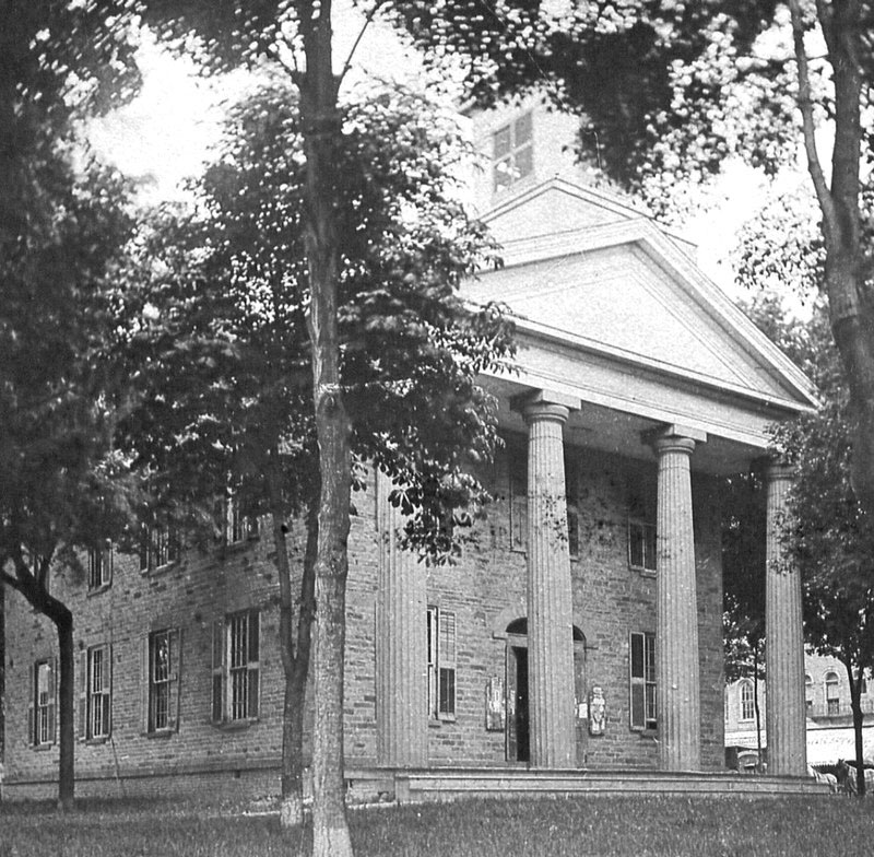 Hillsdale - The County Seat