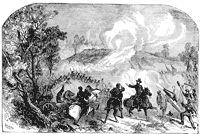 The Battle of Chickamauga