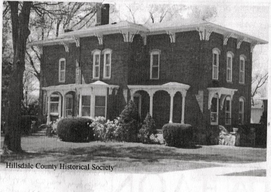 The Davies - Benge - Luchenbill Home
