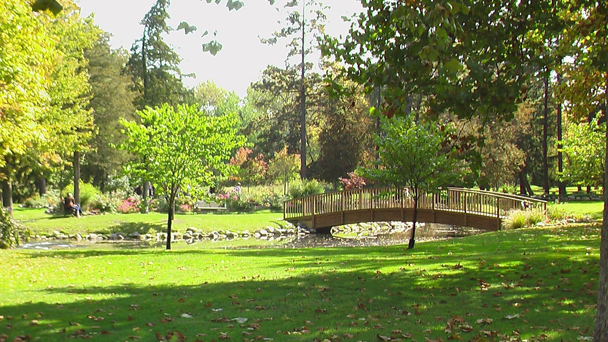 The Resurrection of Mrs. Stock's Park