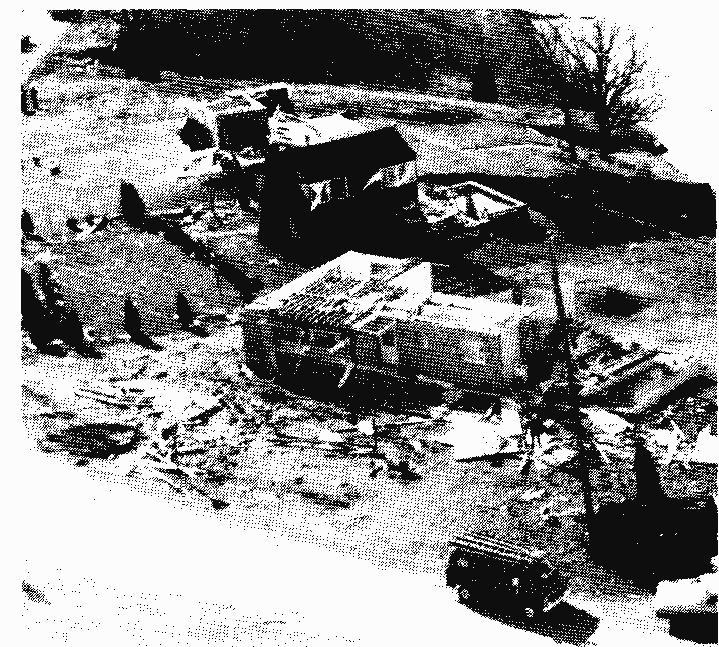 The Palm Sunday Tornado of 1965