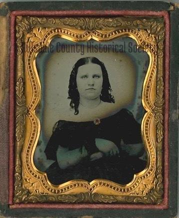 "Cornelia L.(known as ""Nick"")Fountain Stedman (1848-1902  (Amelia and cornelia married brothers)"