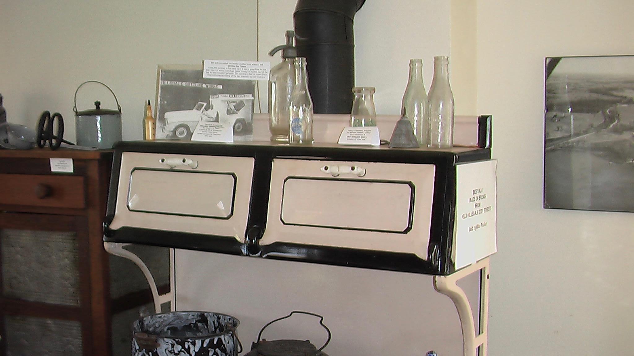 Hillsdale Bottling works
