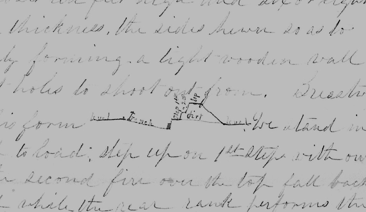 Civil war letters from H.D. Smith of Litchfield